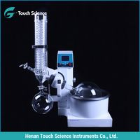 Efficient and Durable Vacuum Rotary Evaporator for Distillation