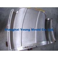 Aluminum Rotational Molding Playground Mould