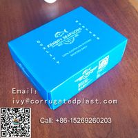 Plastic seafood box,plastic seafood packaging box,FROZEN FOODS PACKAGING thumbnail image