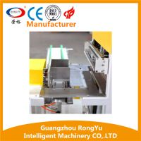 Automatic sleeve sealing and shrink wrapping machine for can with CE certification