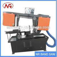 G-330 semi-automatic control CE approved ISO verified china quality band saw machine price
