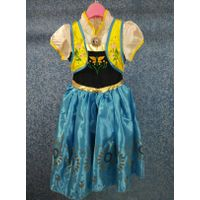 supply 2015 summer  frozen anna and elsa dress thumbnail image
