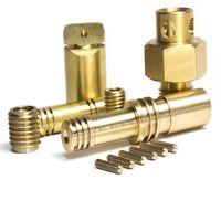 cnc turning brass gas burner parts thumbnail image