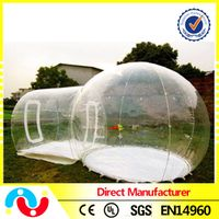 outdoor camping inflatable clear air dome tent inflatable tent outdoor