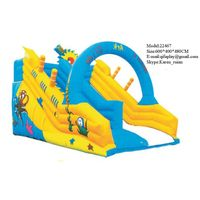 outdoor commercial inflatables thumbnail image