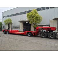 Hydraulic Semi Trailer