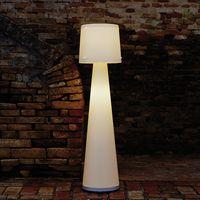 Emporium Lighting Solutions Floor lamp in white pearl polypropylene DIVA thumbnail image