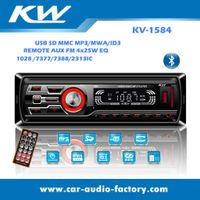 KV1584 Car audio MP3 player with USB/SD MMC port