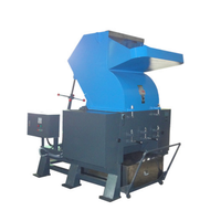 10HP plastic crusher machine