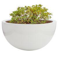 Fiberglass Plant Pots - Polystyrene Flower Pot - Fiber Cement Planters - Resin Pot