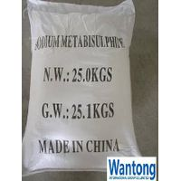 Sodium Metabisulphite Food Grade 97%min
