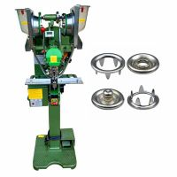 Ring Snap Button Fully Automatic Press Machine
