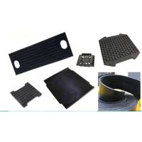 railway fastening rubber pad for E clip system thumbnail image