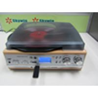 Turntable Player with Mp3 Converter thumbnail image