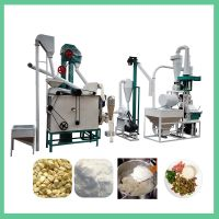 8T Complete Maize Mill