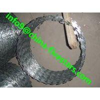 razor barbed wire  razor wire price