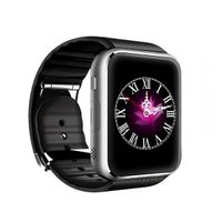 Blutooth smart watch with heart rate monitor function