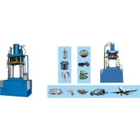hydraulic drawing press machine