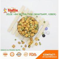 MIXED NUTS & SNACK (Tan Tan Vietnam, Jolie 84983587558)