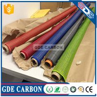 GDE Premium Quality Colored Kevlar Hybird Fabric