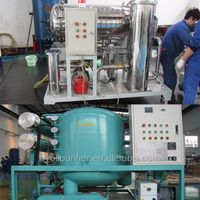 Vacuum Transformer Oil Filtration and Hot Oil Circulation Machine thumbnail image