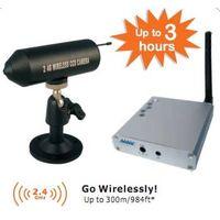 300m Long Range 2.4GHz Mini Wireless Camera Kit with reciever