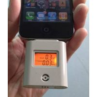 New LCD display breath alcohol tester for iphone thumbnail image