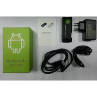 MK802 II Android 4.0 Mini PC/TV Box allwinner A10 1GB RAM 4GB ROM smart TV with EU/UK/USA Plug thumbnail image