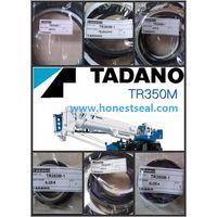 Tadano Crane equipment Seal Kits Crane seal ring
