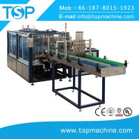 High Quality Automatic Carton Box Bottles Packing Packaging Machine