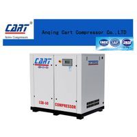 7bar 8bar 10bar 13bar 22kw Double screw compressor for high quality