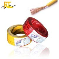 Copper Core PVC Insulated Flexible Electrical Wire