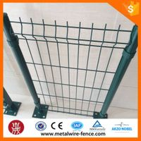 High quality cheap price pvc coated /welded wire mesh fence for Wholesale