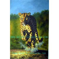 animal oil painting from photo
