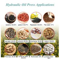 Hydraulic Oil Press | Oil Extractor thumbnail image