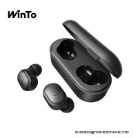 T11 Bluetooth 5.0 wireless earbuds, 6h continuous play for one charge, deep bass crystal clear sound thumbnail image