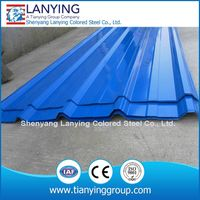 light weight lower price steel roofing for building house from factory
