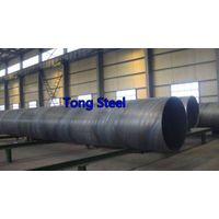 Spiral Submerged Arc Welding Steel Pipe (SSAW)