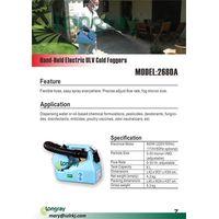 Electric ULV cold fogger thumbnail image