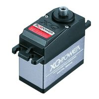 Servo XQ-POWER  20kg Digital Servo XQ-S4020D With Aluminium Middle Hull
