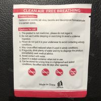 ClO2 Chlorine Dioxide Card work 90 day ClO2 Card