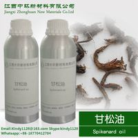 Hot Sale 100% Natural Pure best Essential Spikenard oil for cosmetic and medicine