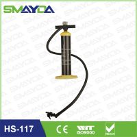 2019 Single High Pressure Hand Air Pump 2.2L for Air Tent, Sup, Inflatable Boat