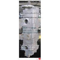 Transmission pump 705-55-34180