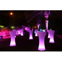modern bar table for events party