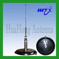 Triangle magnetic mount VHF 136-174MHz mobile antenna