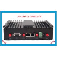 Automatic detection 3g 4g SMS VPN ROUTER OPENWRT