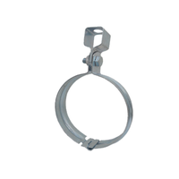 Across-type pipe clamp