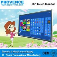 "55"" Inch Cheap LCD  Touch Screen Monitor for Teaching"