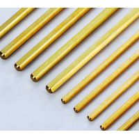 Brass Bar/Rod/Tube/Pipe Riveting Material C3601 CNC Part